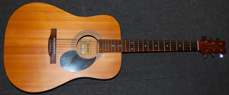 guitare classique jasmine