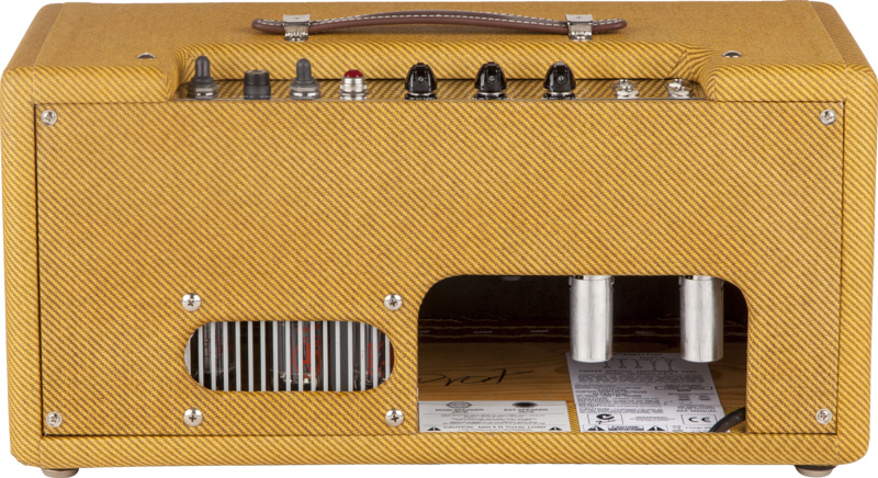 namm two new fender amp heads news audiofanzine. Black Bedroom Furniture Sets. Home Design Ideas