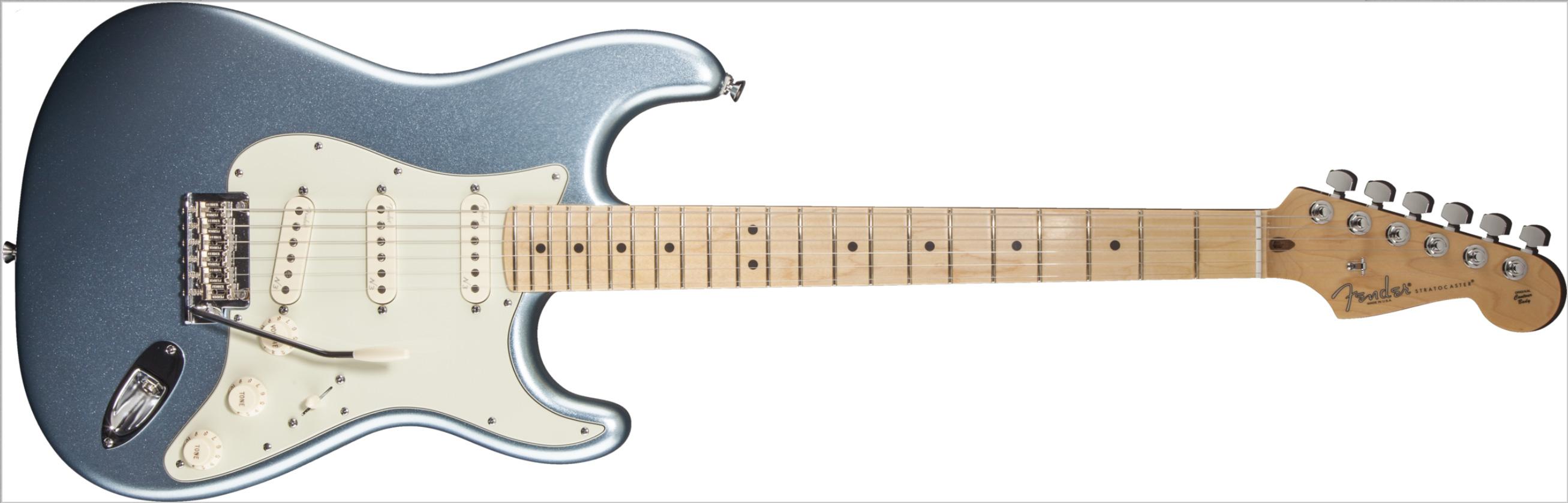 Nammvideo Fender American Deluxe Strat Plus News Audiofanzine Master Tone Stratocaster Guitar Forum