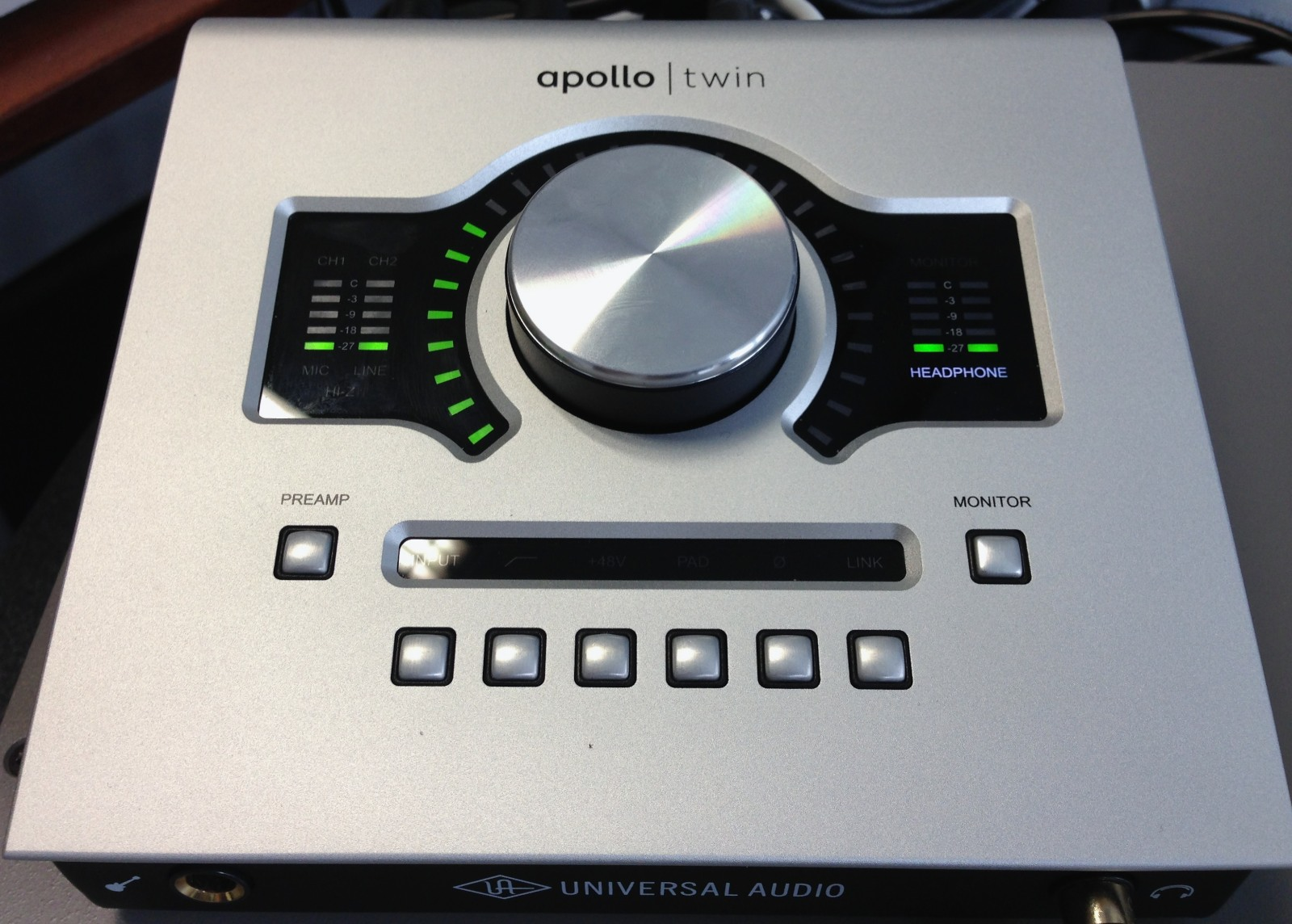 Universal Audio Apollo Twin Review : Twin Sound - Audiofanzine