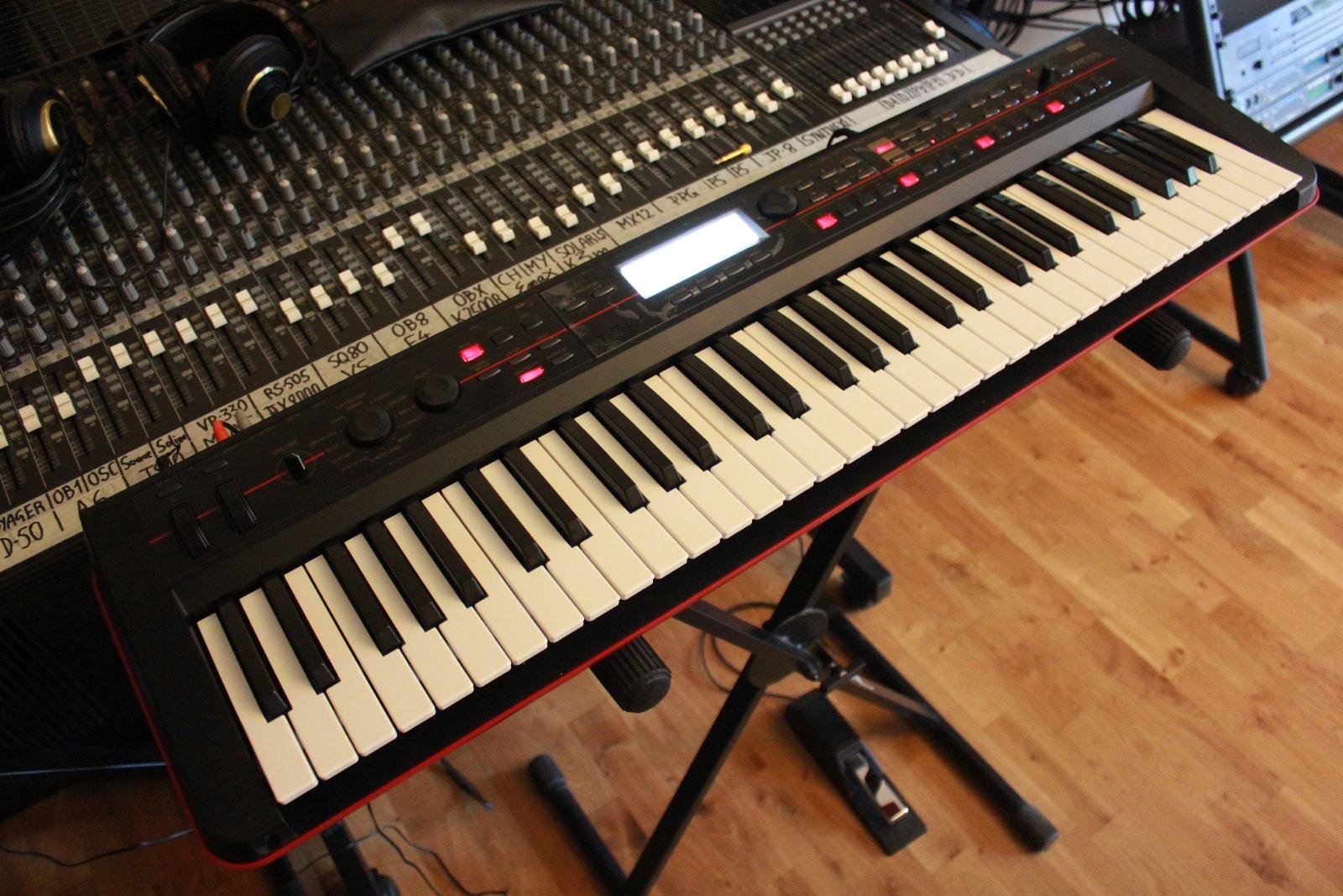 Korg Kross Review Entry Level Redefined Audiofanzine