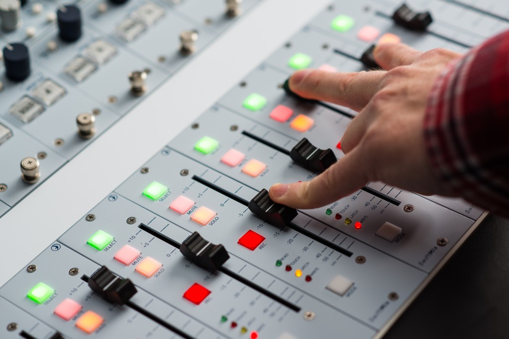 Musikmesse Motorized Faders For The Neve 5088 News