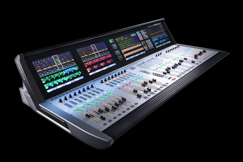 musikmesse video soundcraft vi3000 mixer news audiofanzine. Black Bedroom Furniture Sets. Home Design Ideas