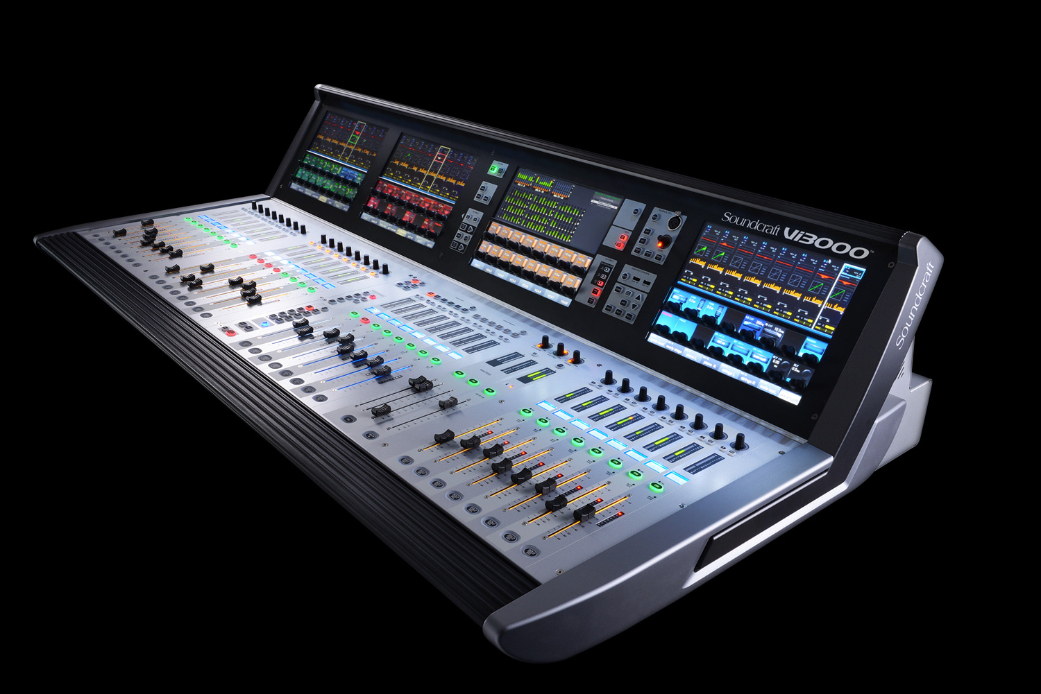 how to use a digital mixer