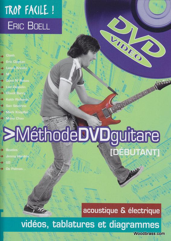debutant guitare acoustique la methode universelle livre seul