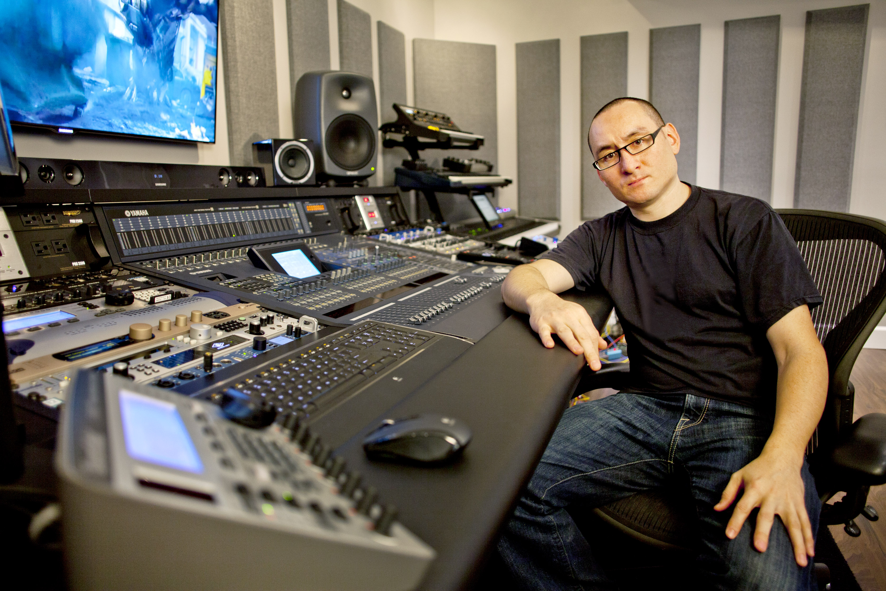 An Interview With Richard Devine About Sound Design And