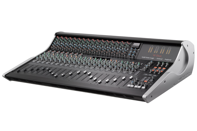 Discover The New Ssl Xl Desk Console News Audiofanzine