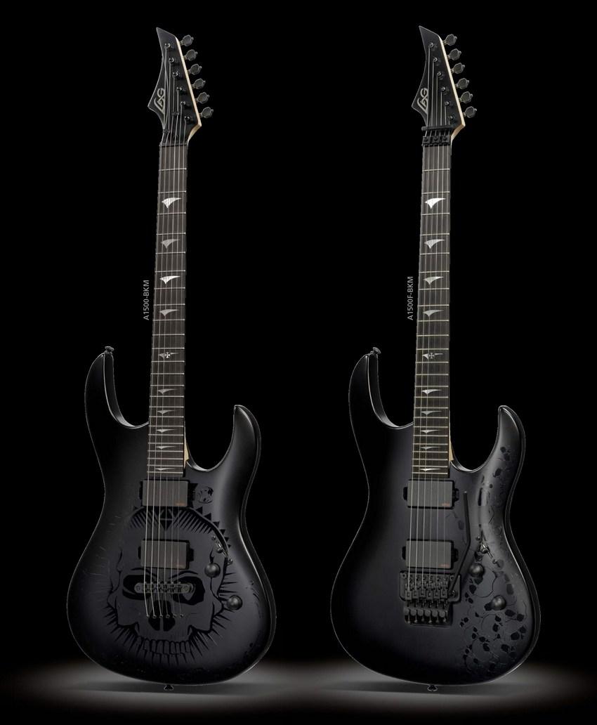 guitare electrique lag arkane 500