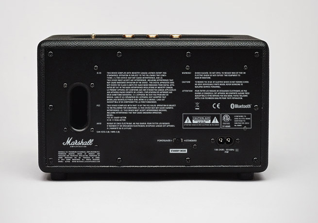Marshall Acton Bluetooth Multimedia Speaker With Classic