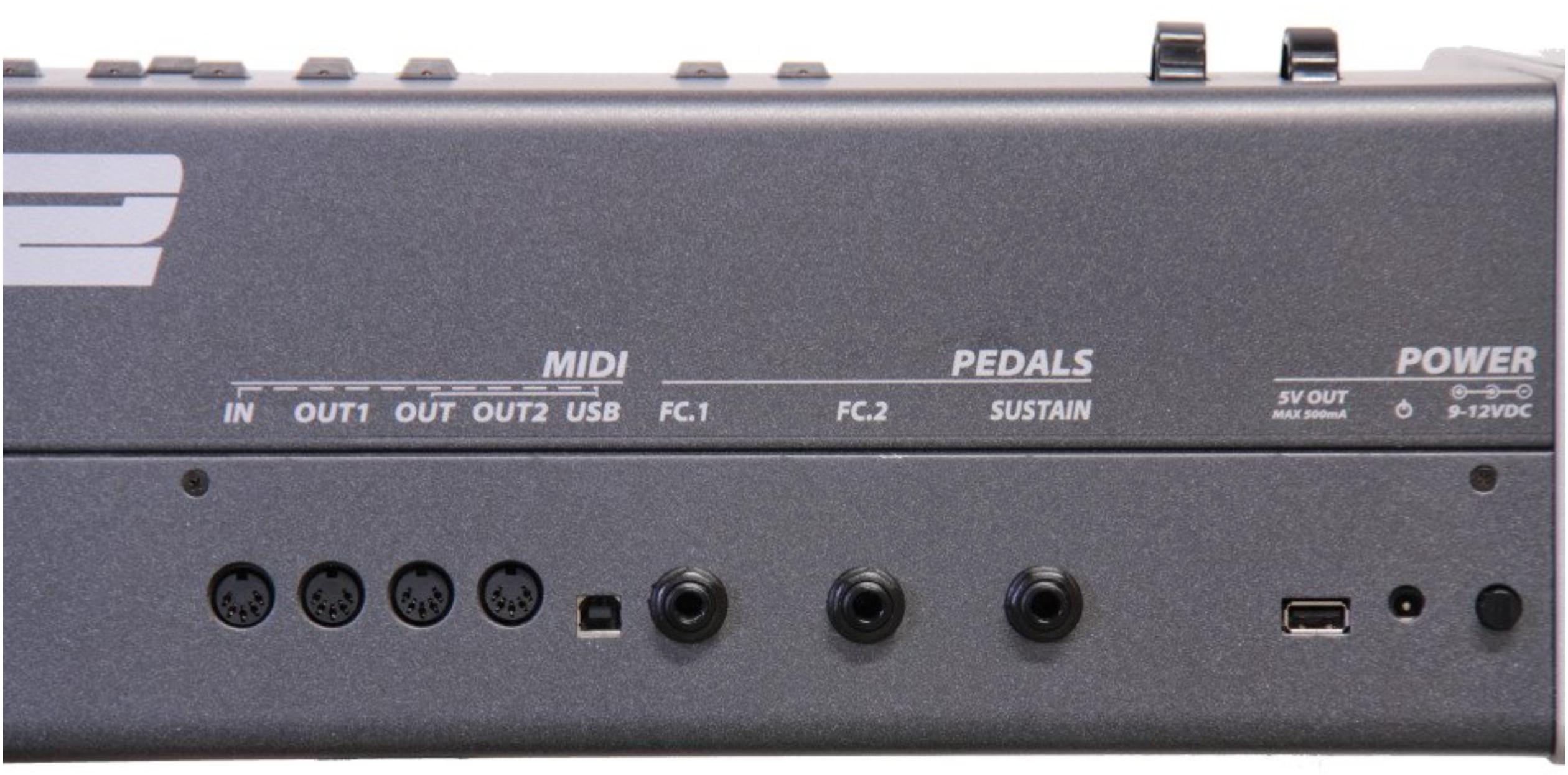 GSi Dual Midi Console Controller - Audiofanzine