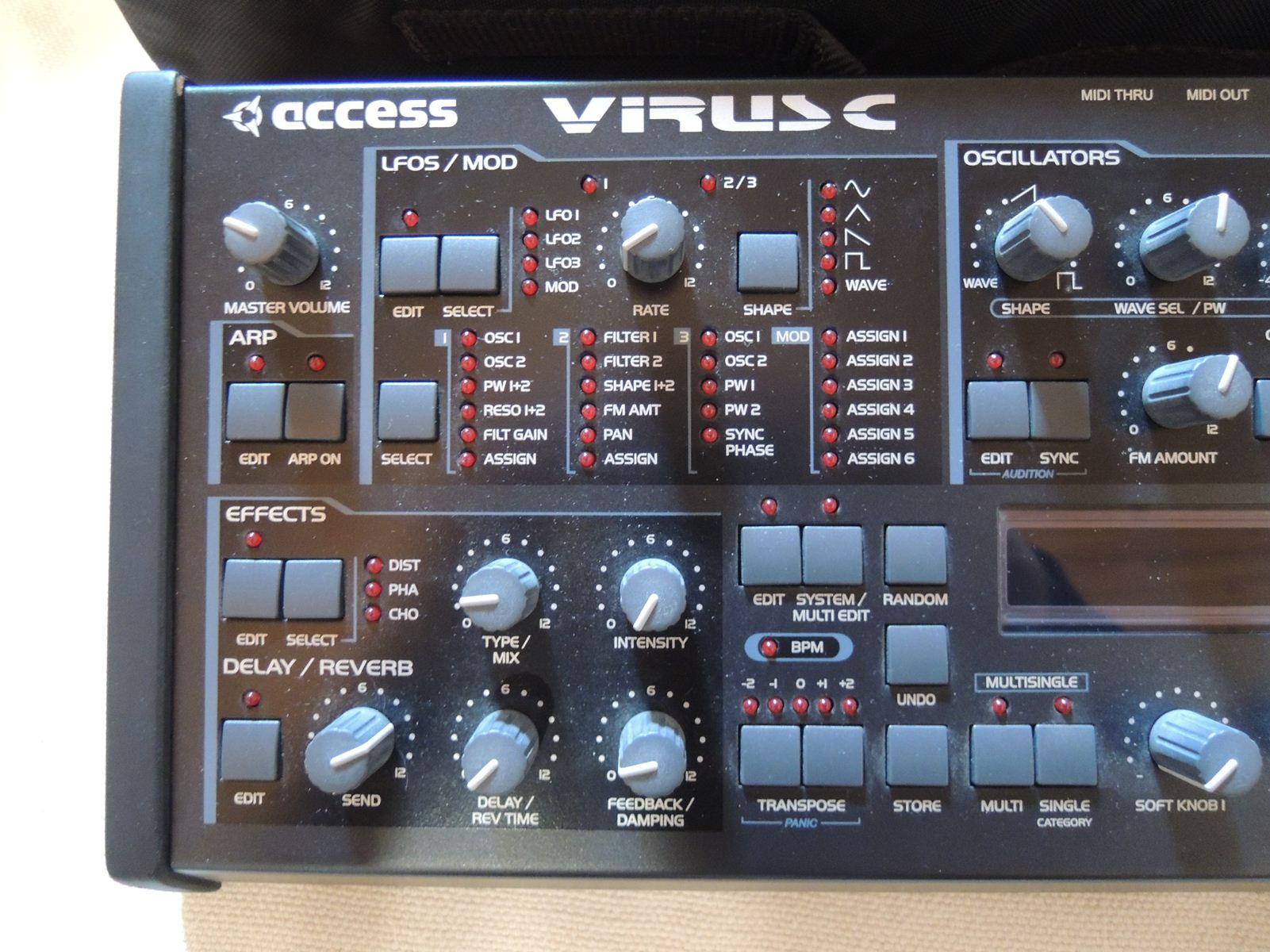 Peterlynn Nova  Access-music-virus-c-2454697