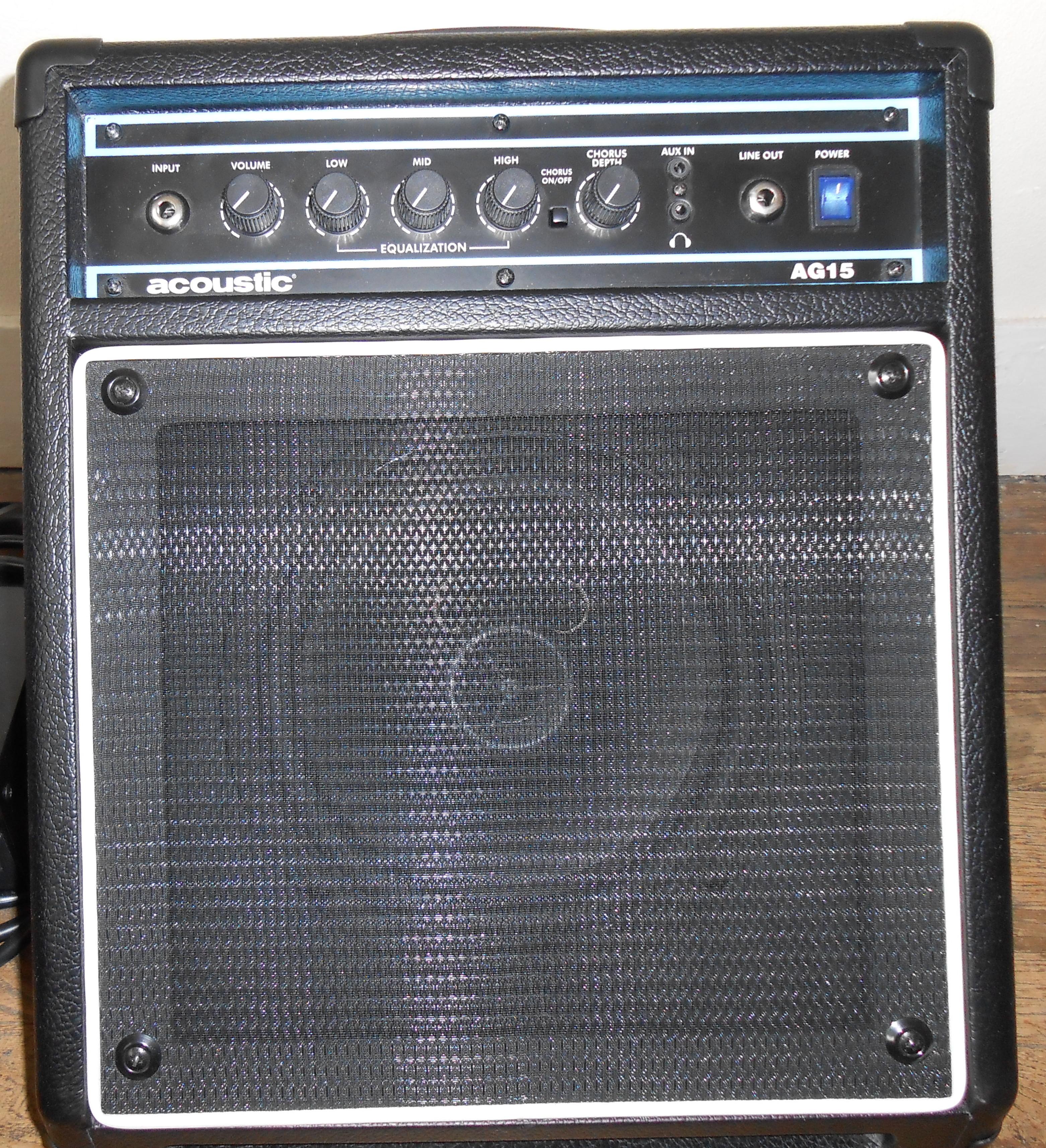 achat amplis guitare electro acoustique d 39 occasion. Black Bedroom Furniture Sets. Home Design Ideas