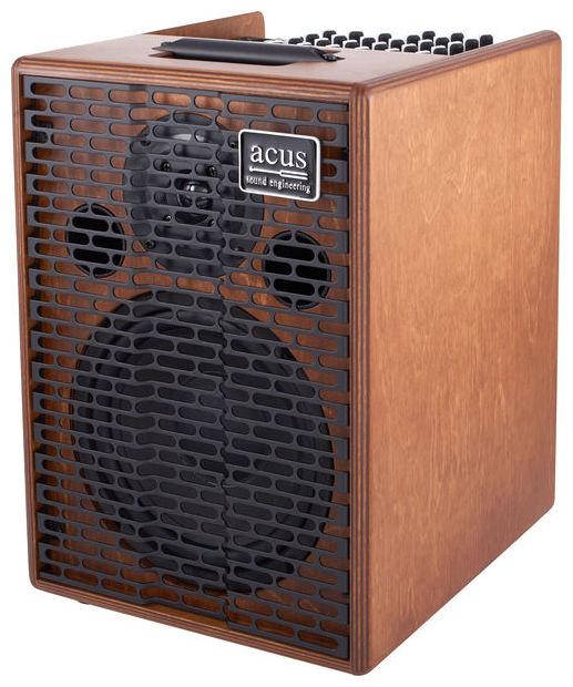 acus one 8 wood image 1801393 audiofanzine. Black Bedroom Furniture Sets. Home Design Ideas