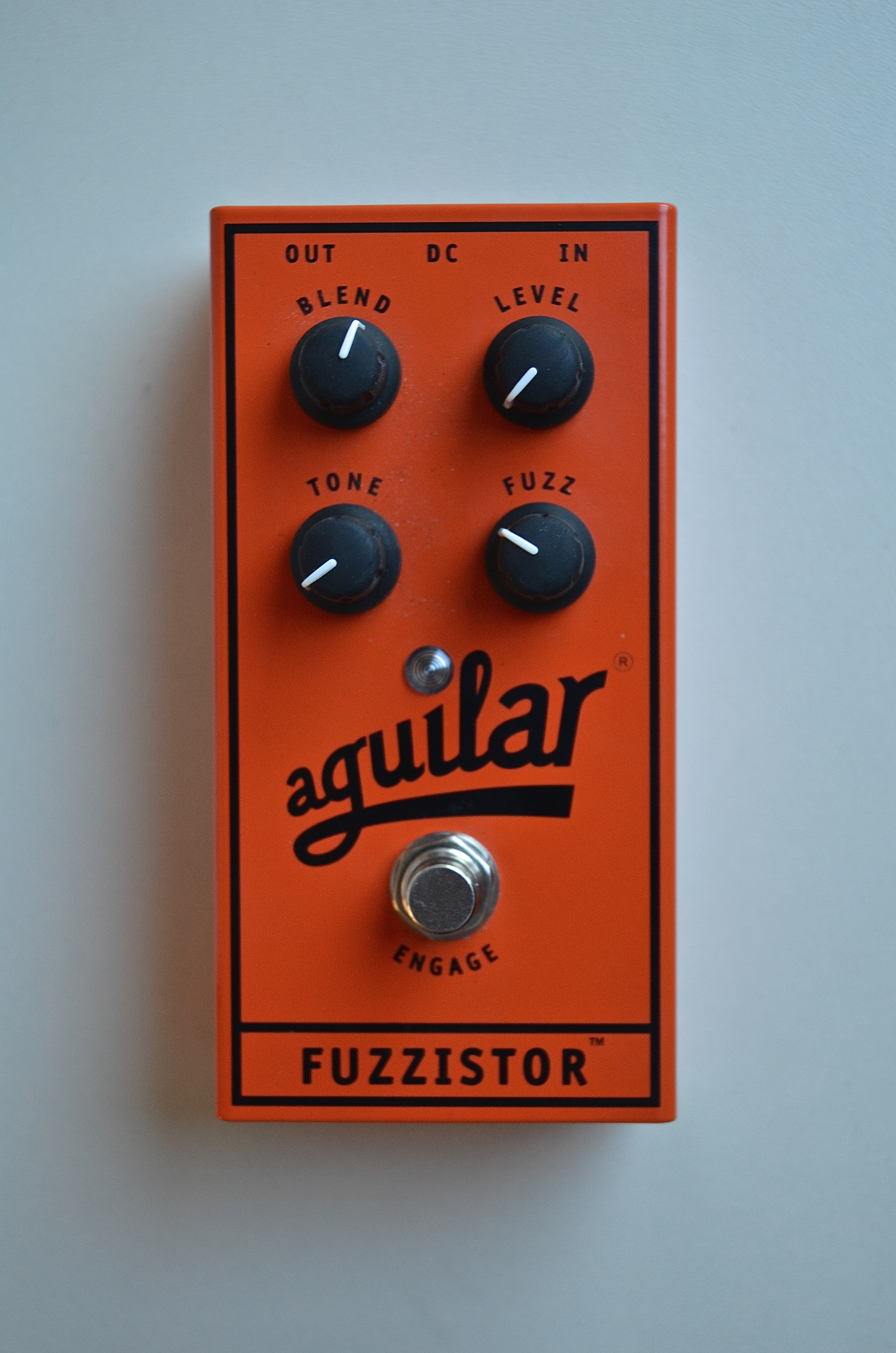 Aguilar Fuzzistor Review - YouTube