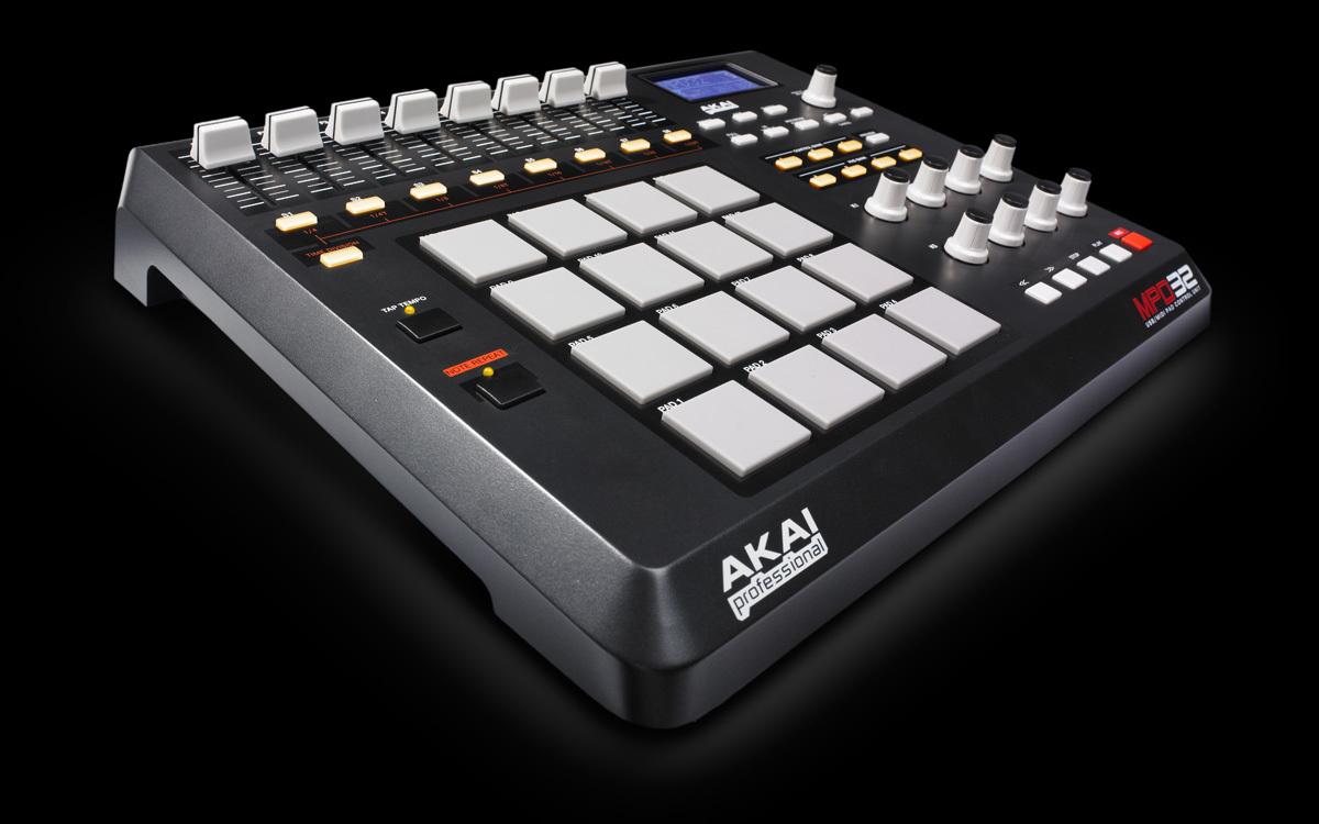 Akai MPD32 image (#911411) - Audiofanzine