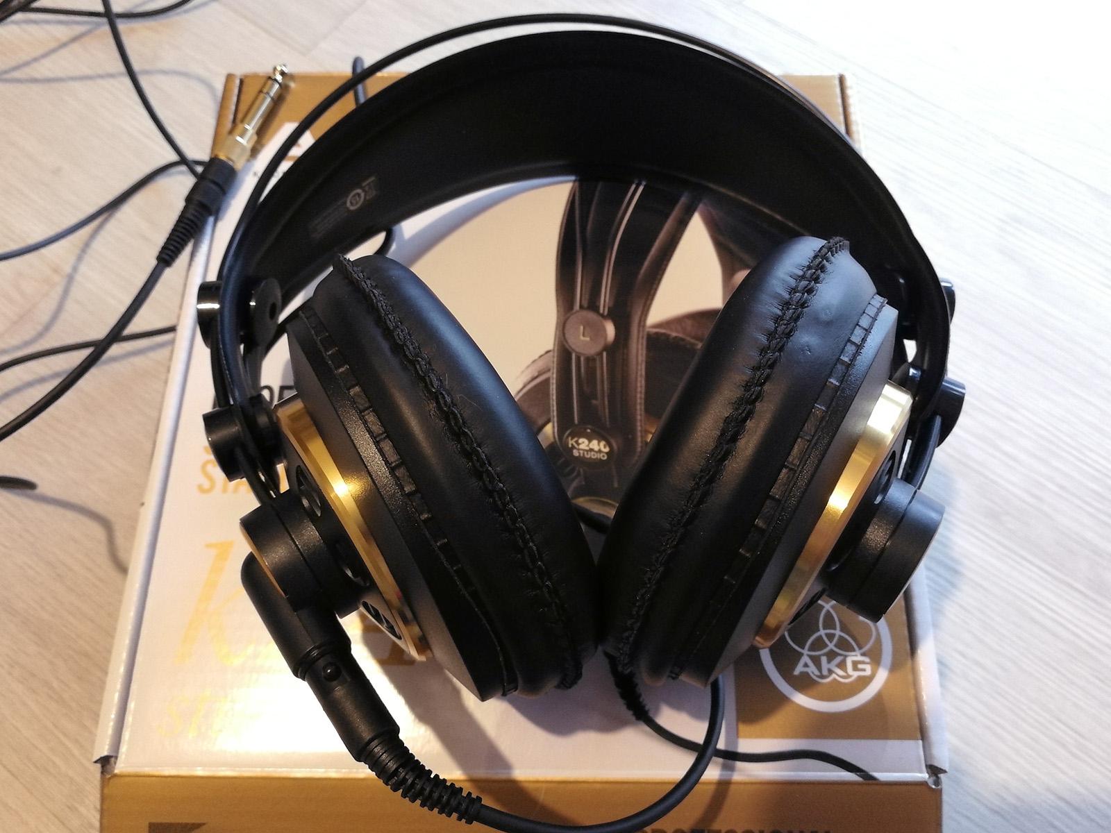 K 240 STUDIO - AKG K 240 Studio - Audiofanzine d04c3f187bef