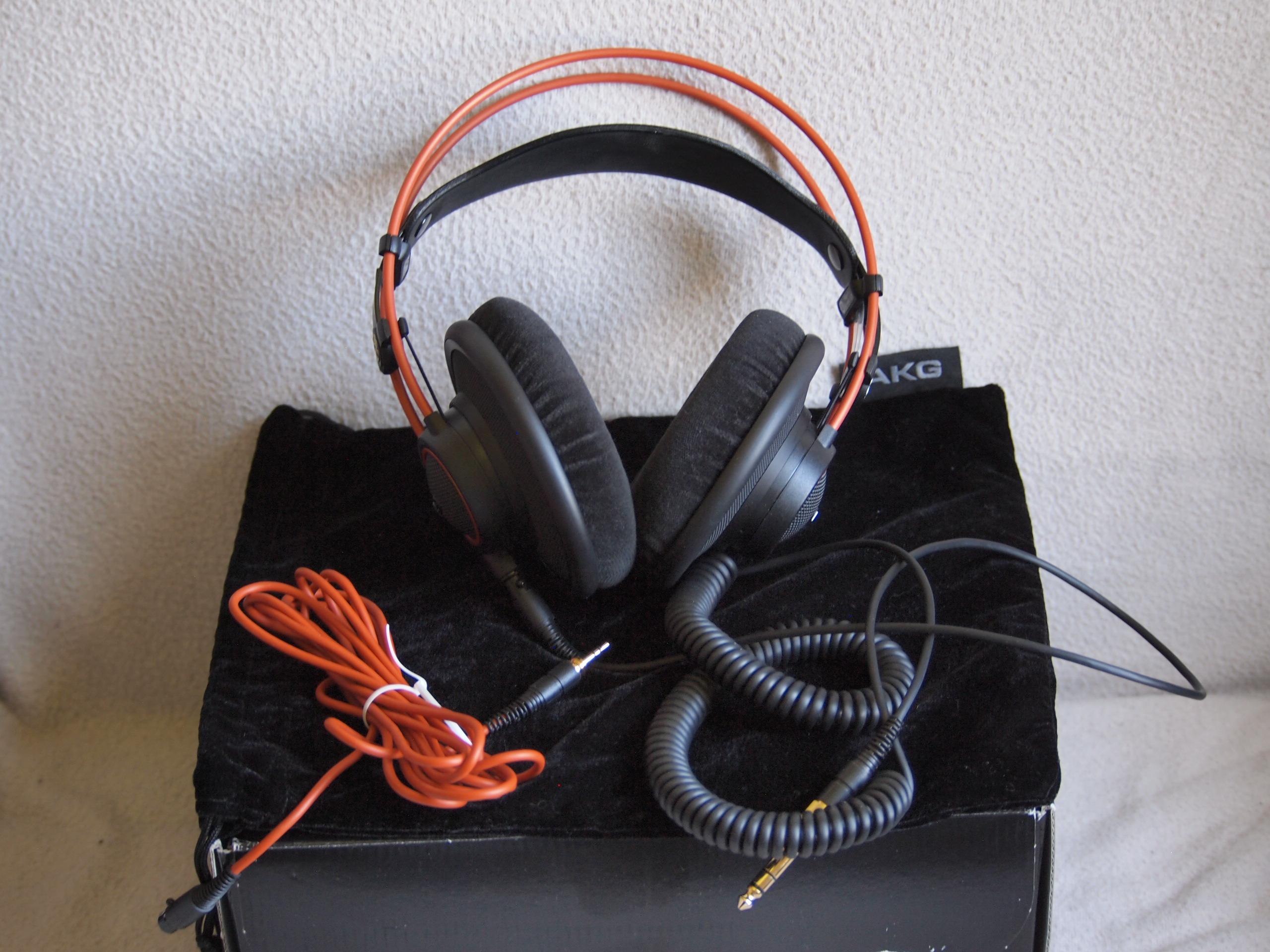 K712 Pro Akg K712 Pro Audiofanzine