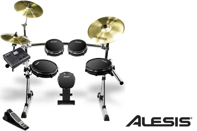 alesis dm10 pro kit image 475816 audiofanzine. Black Bedroom Furniture Sets. Home Design Ideas