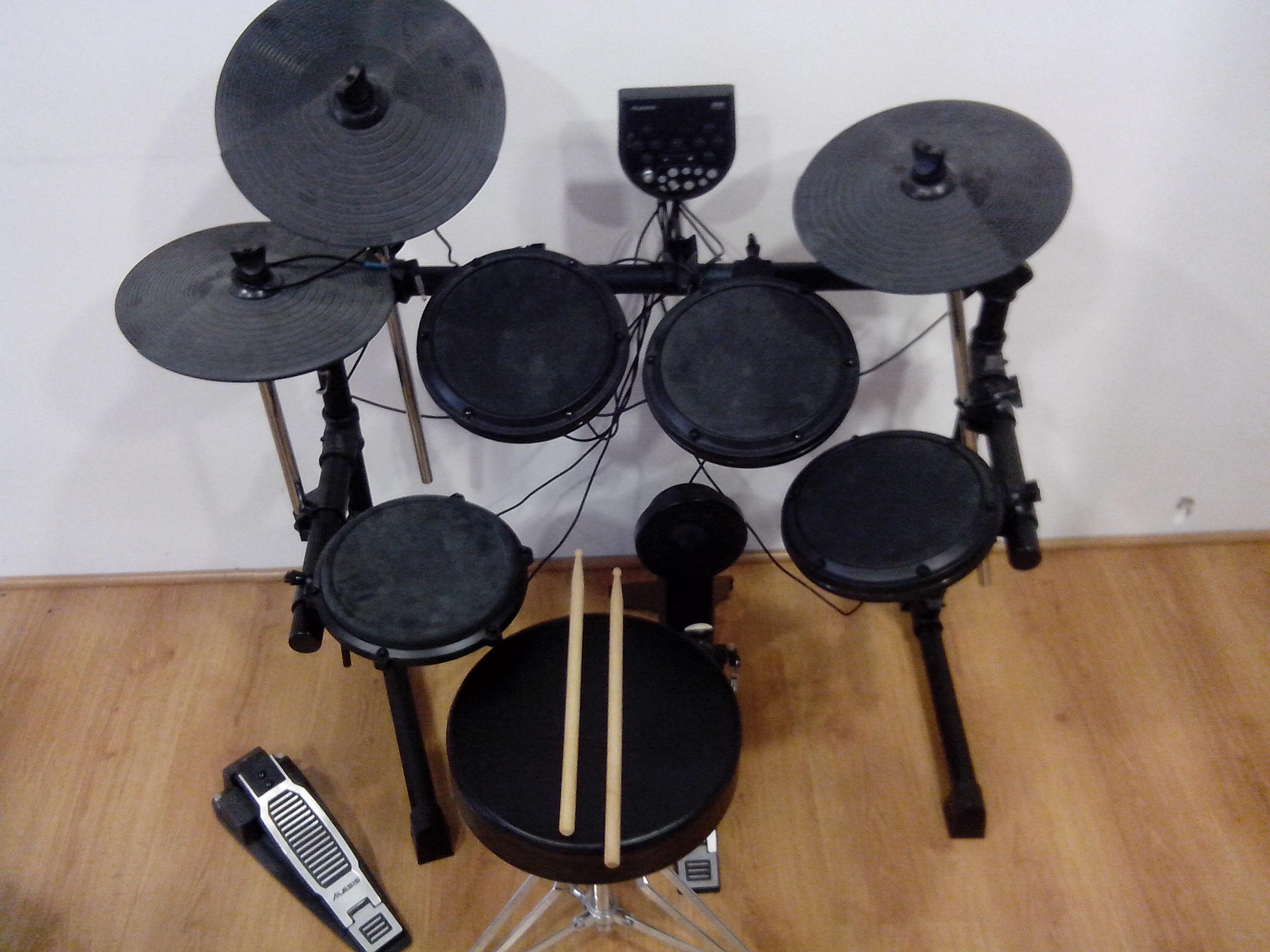 Alesis Dm6 Electronic Drum Kit – Dibujos Para Colorear