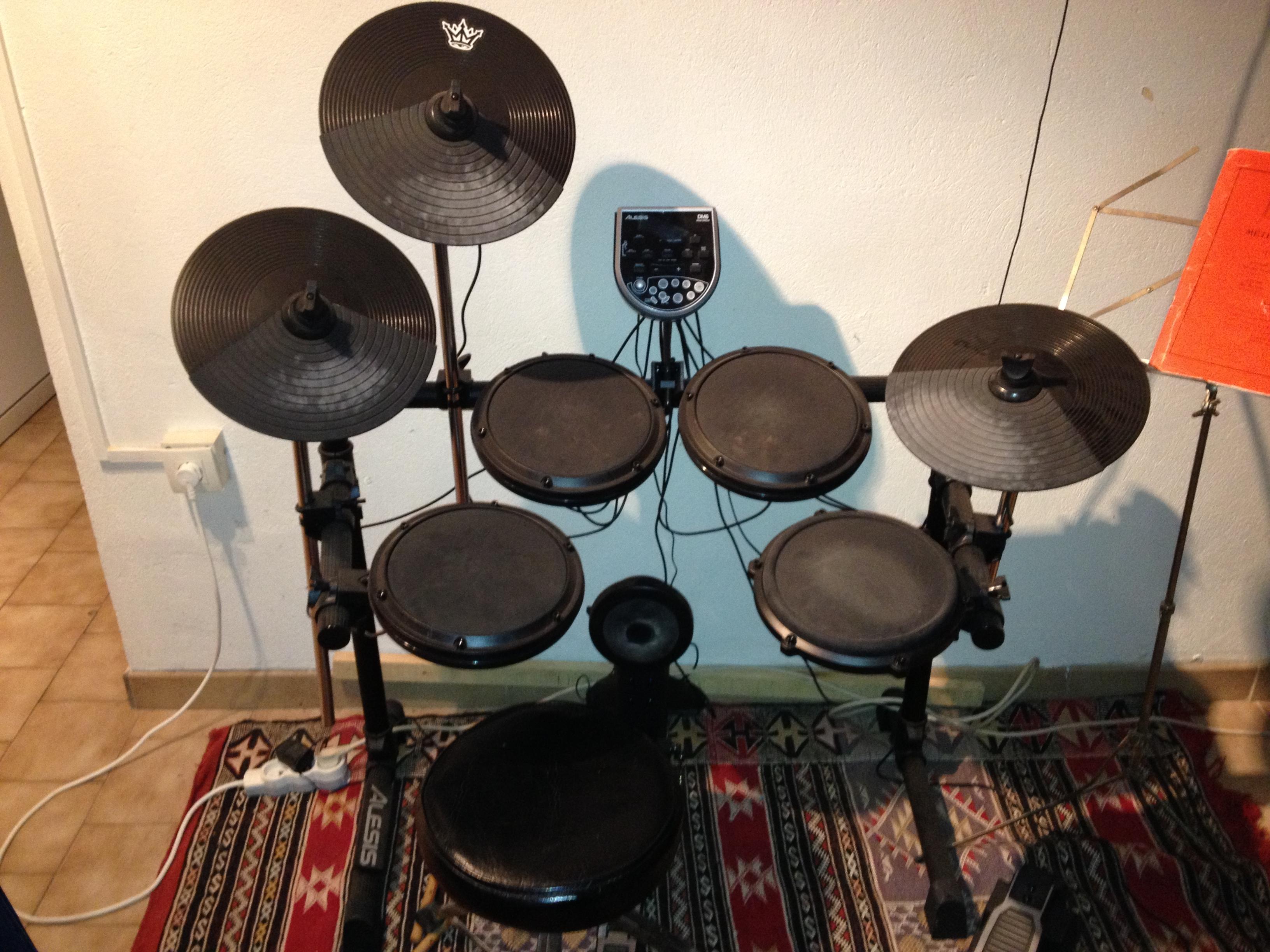 Alesis Dm6 Electronic Drum Set – HD Wallpapers