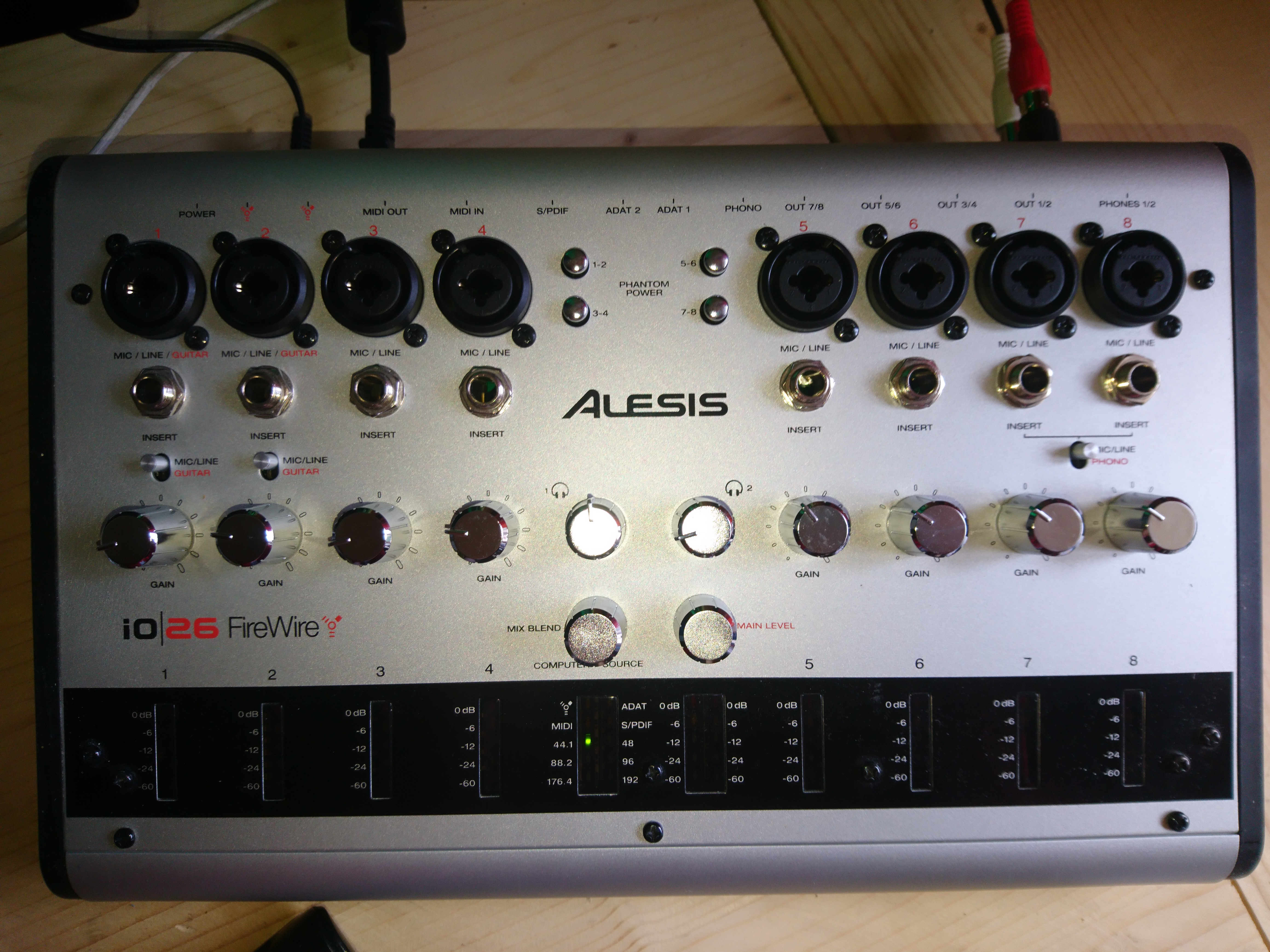 ALESIS IO-1426 FIREWIRE AUDIOMIDI INTERFACES WINDOWS 8 X64 TREIBER