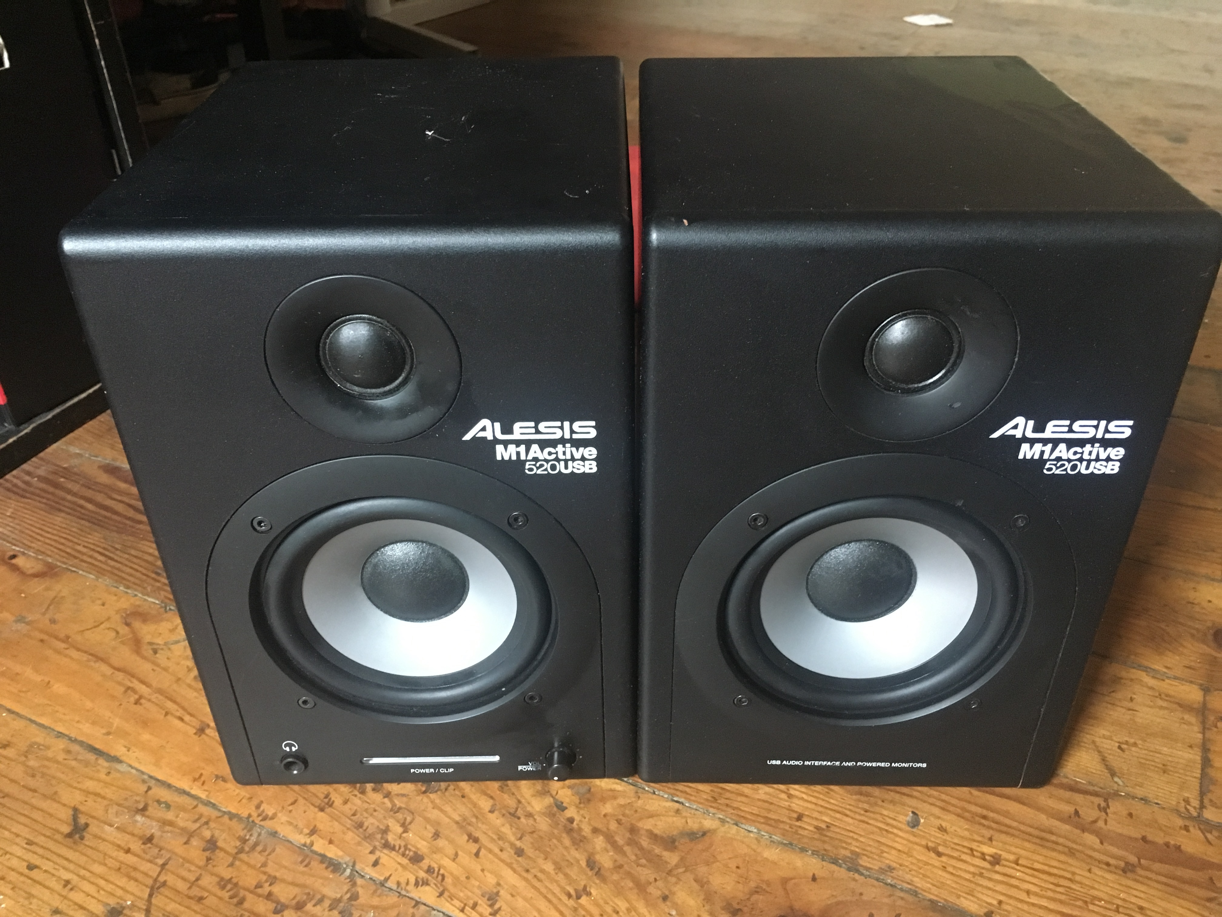 Alesis M1 Active 520 : alesis m1 active 520 usb image 1535608 audiofanzine ~ Hamham.info Haus und Dekorationen