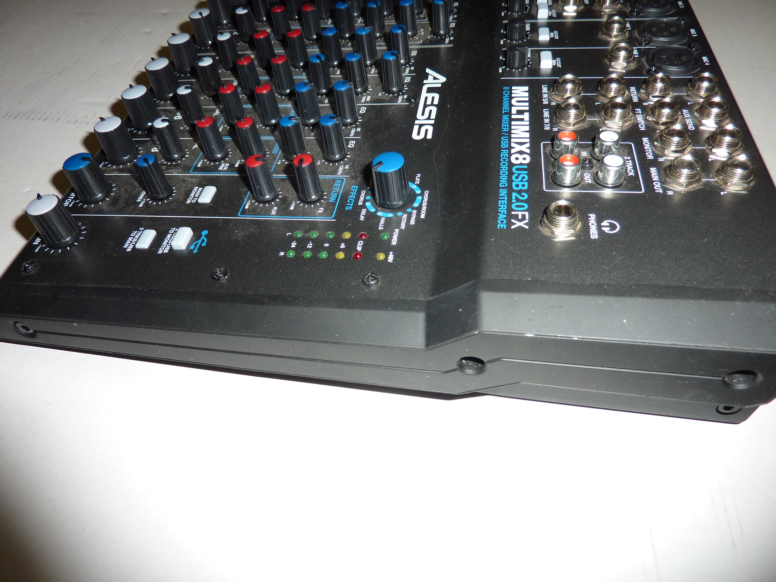 alesis multimix 12 firewire manual