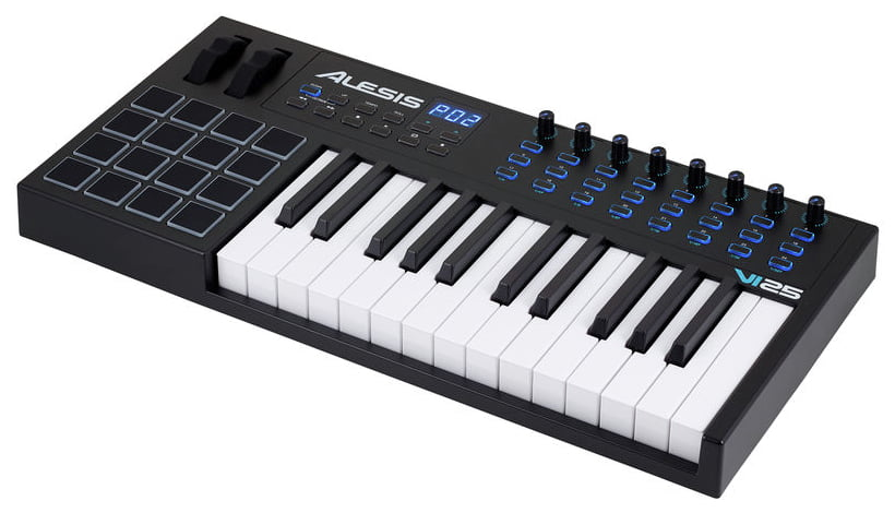 clavier alesis vi25 cable usb housse gator ile de france audiofanzine. Black Bedroom Furniture Sets. Home Design Ideas