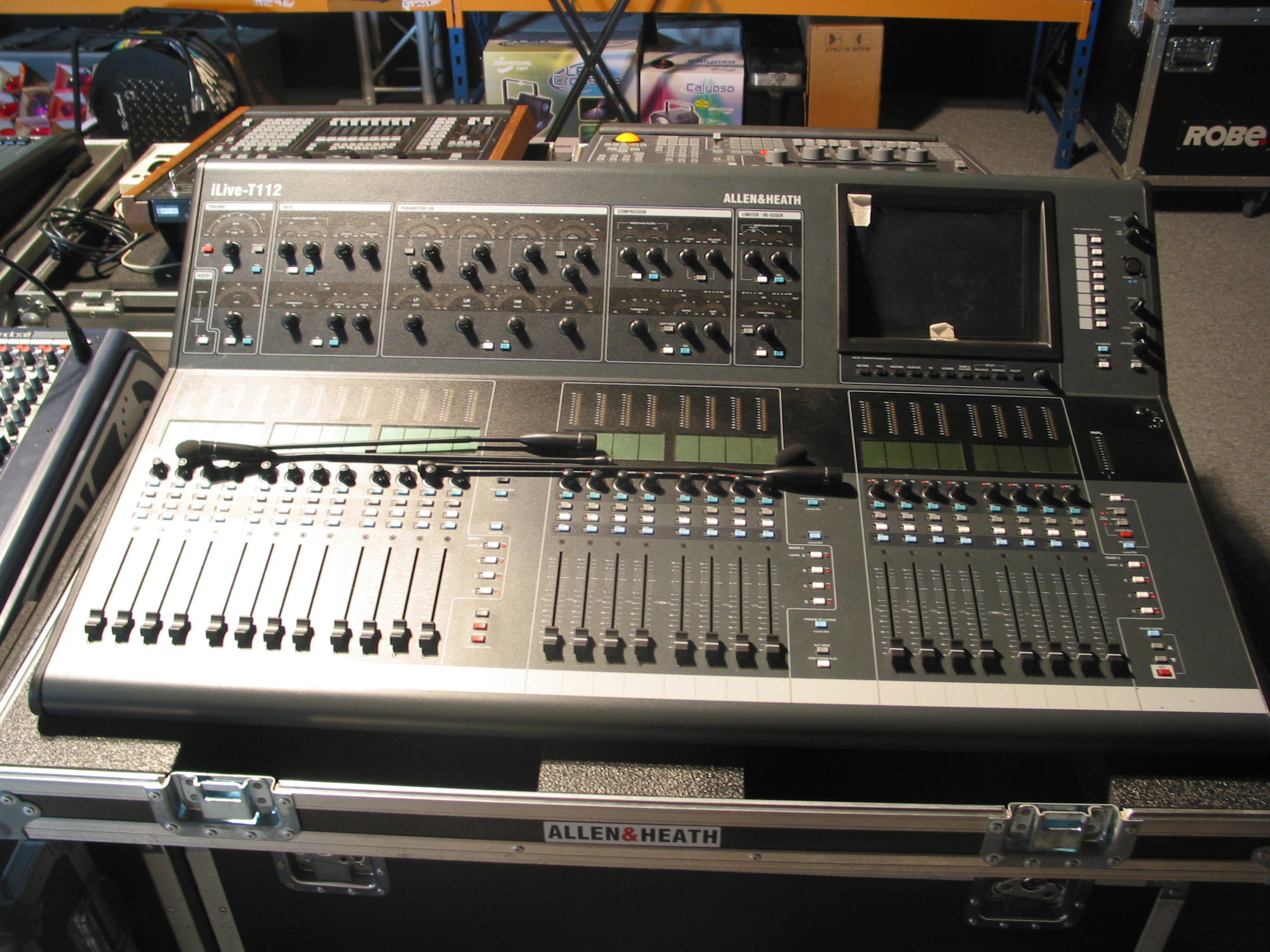 Allen & Heath iLive-T112/48 Reviews | Sweetwater