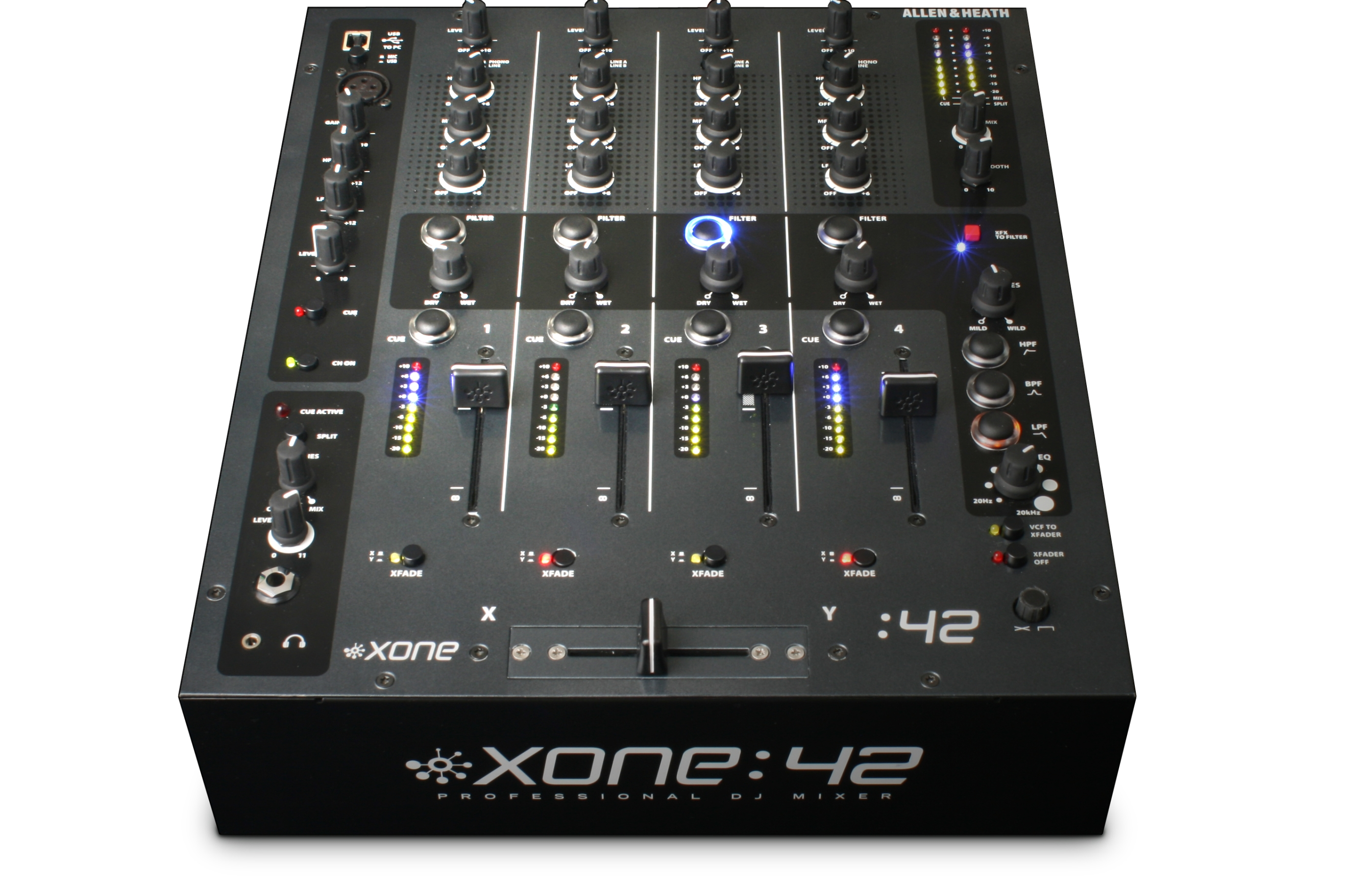 table de mixage xone