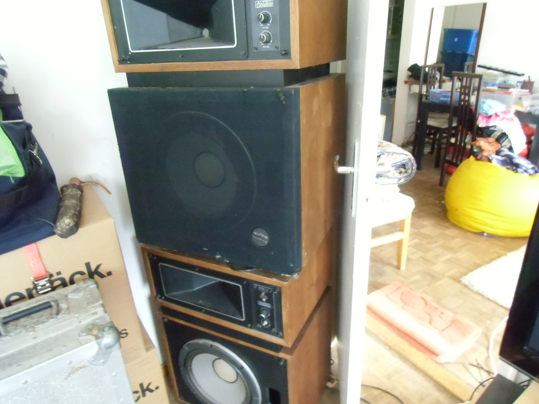 très bon matériel - Avis Altec Lansing Model 14 - Audiofanzine