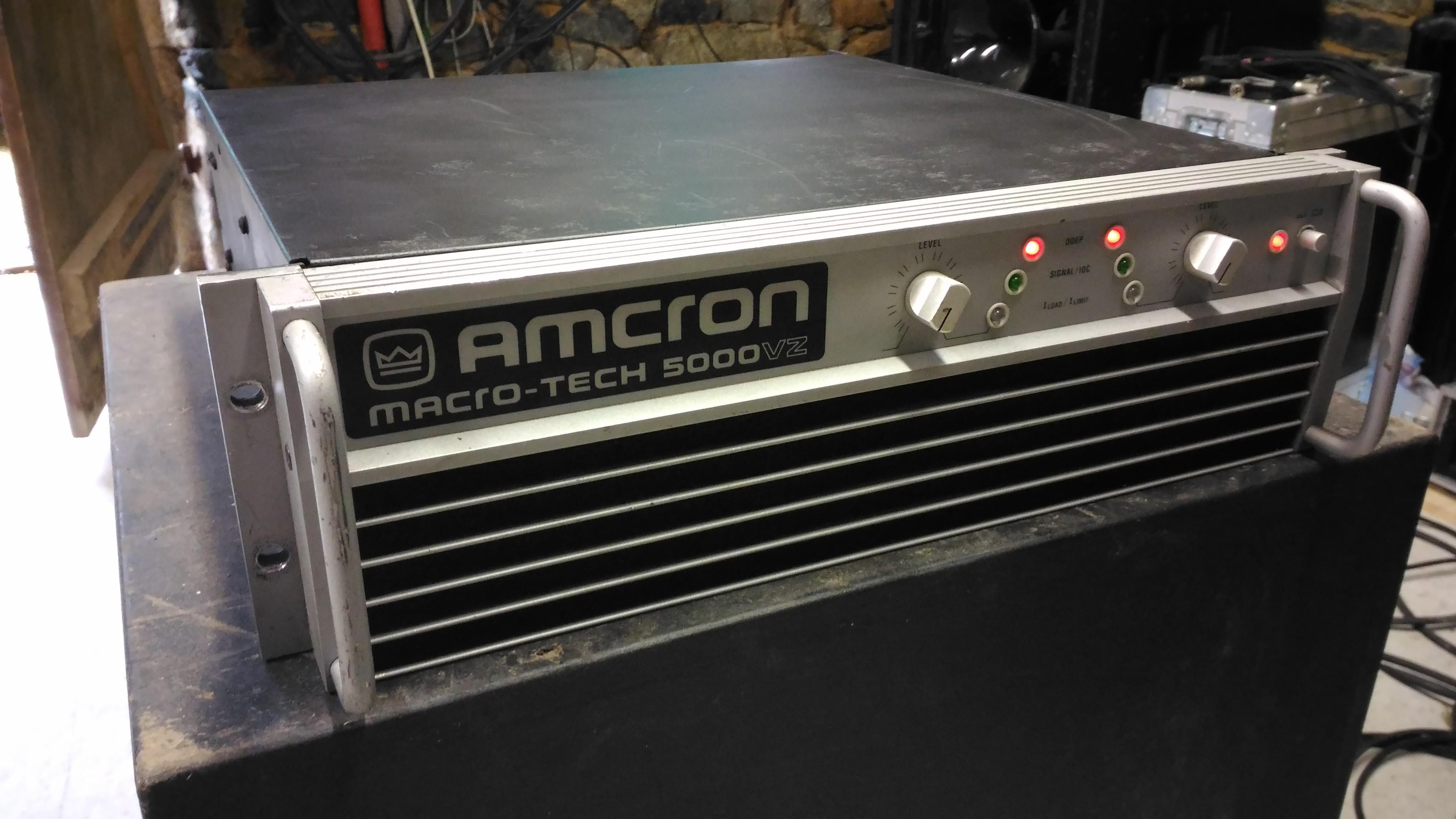 ampli sono amcron