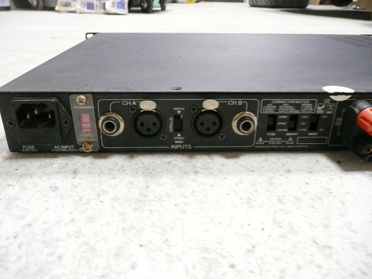 american audio vlp300 image 1094272 audiofanzine rh en audiofanzine com American Audio CD Players American Audio Mixer