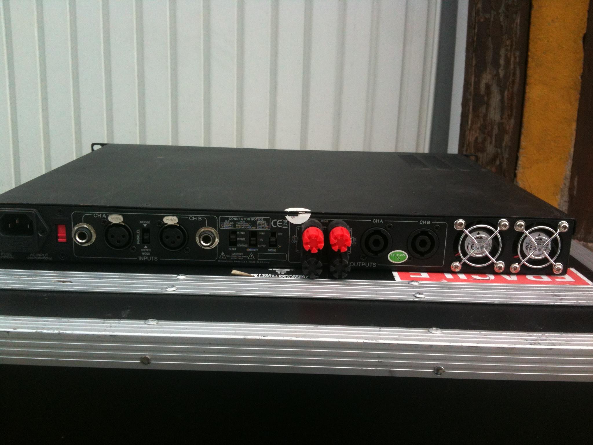 american audio vlp300 image 496697 audiofanzine rh en audiofanzine com american audio vlp 300 service manual american audio vlp300 power amplifier manual