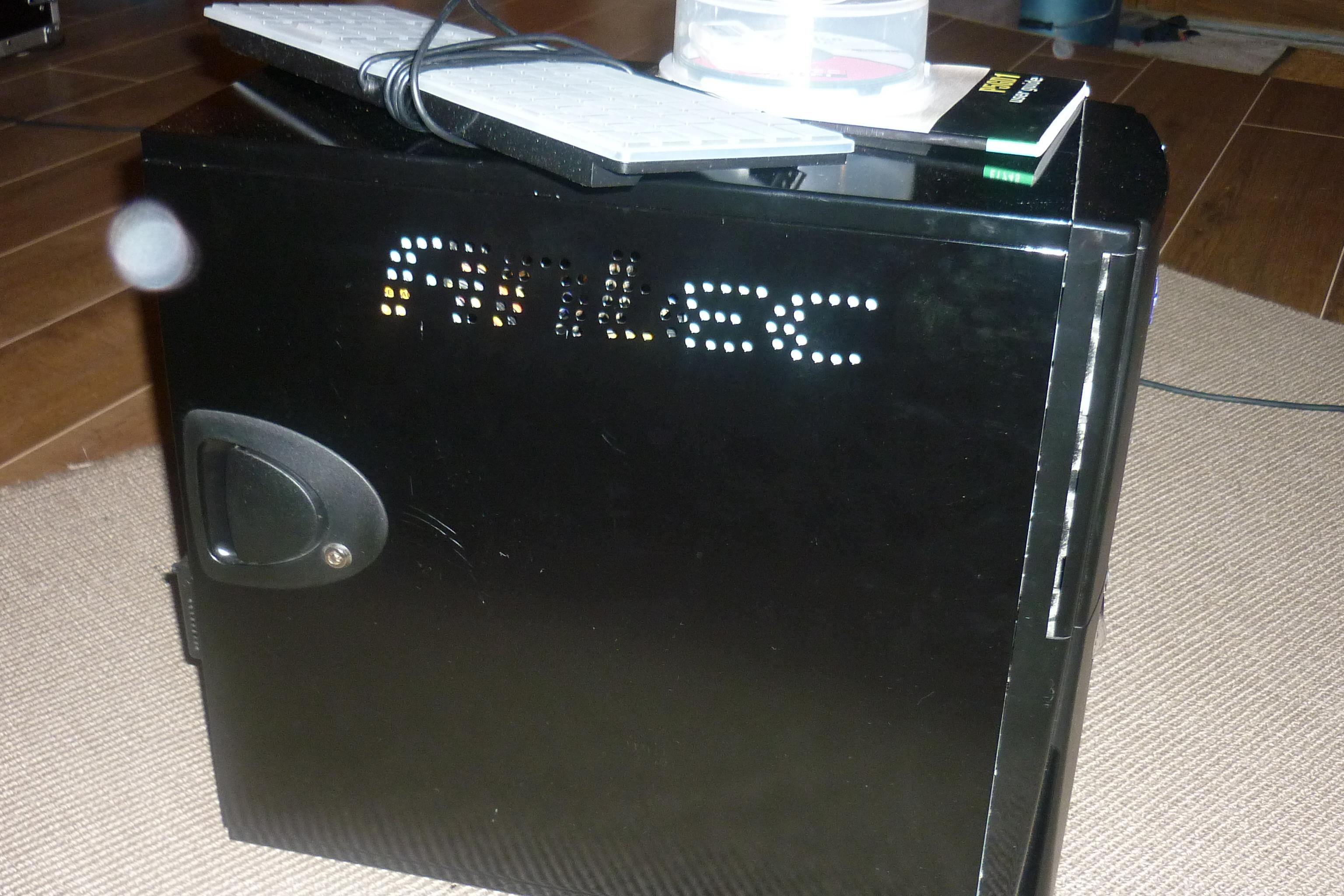 unit centrale antec sonata configur e pour mao pentium4 winxp pro languedoc roussillon. Black Bedroom Furniture Sets. Home Design Ideas
