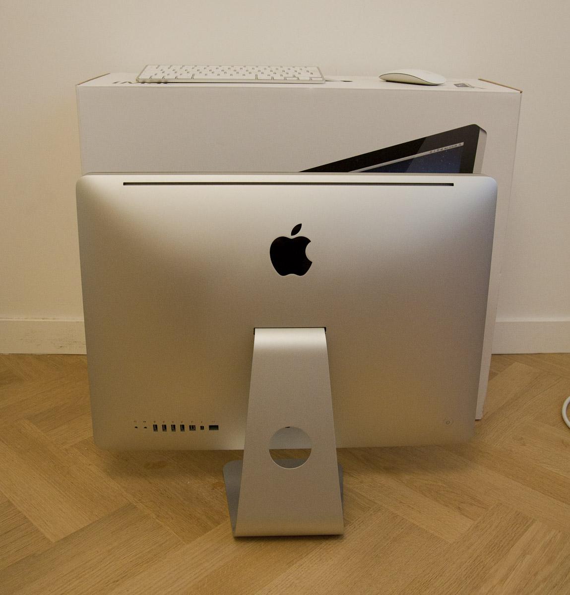 photo apple imac 21 5 i5 2 5ghz quadcore apple imac 21 5 i5 2 5ghz quadcore 466439. Black Bedroom Furniture Sets. Home Design Ideas