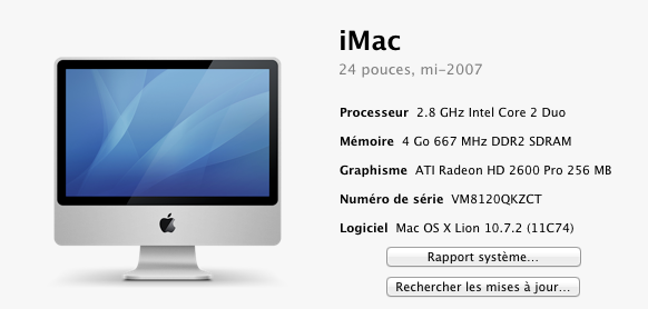 ordinateur bureau apple imac  intel core duo ghz go ram medias photos aplaym