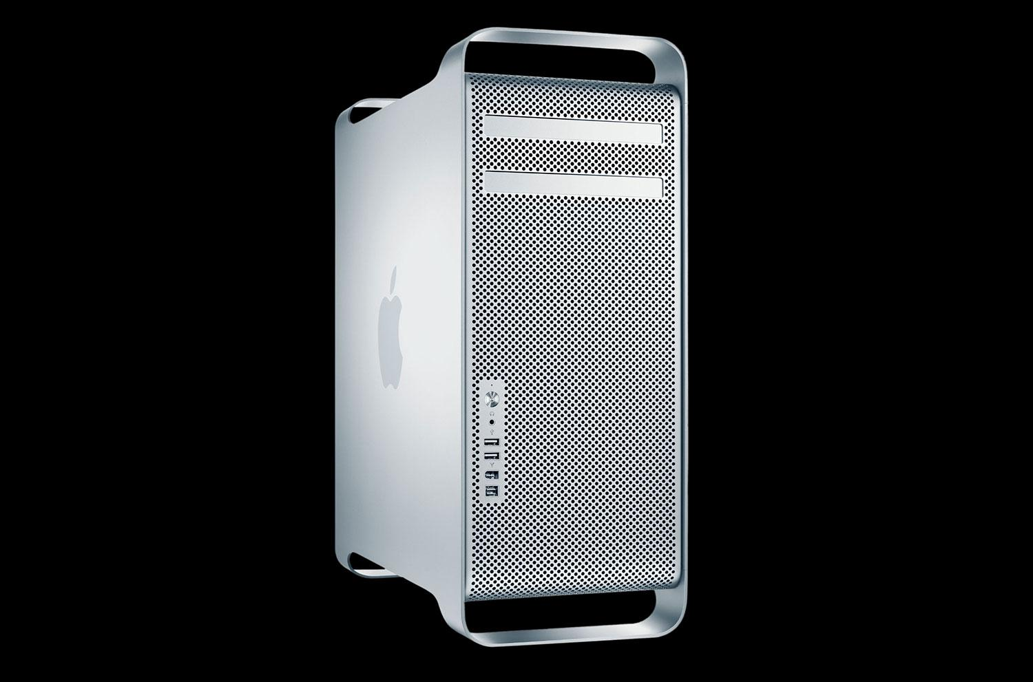 Apple Mac Pro 2x2,66 Ghz image (#752185) - Audiofanzine