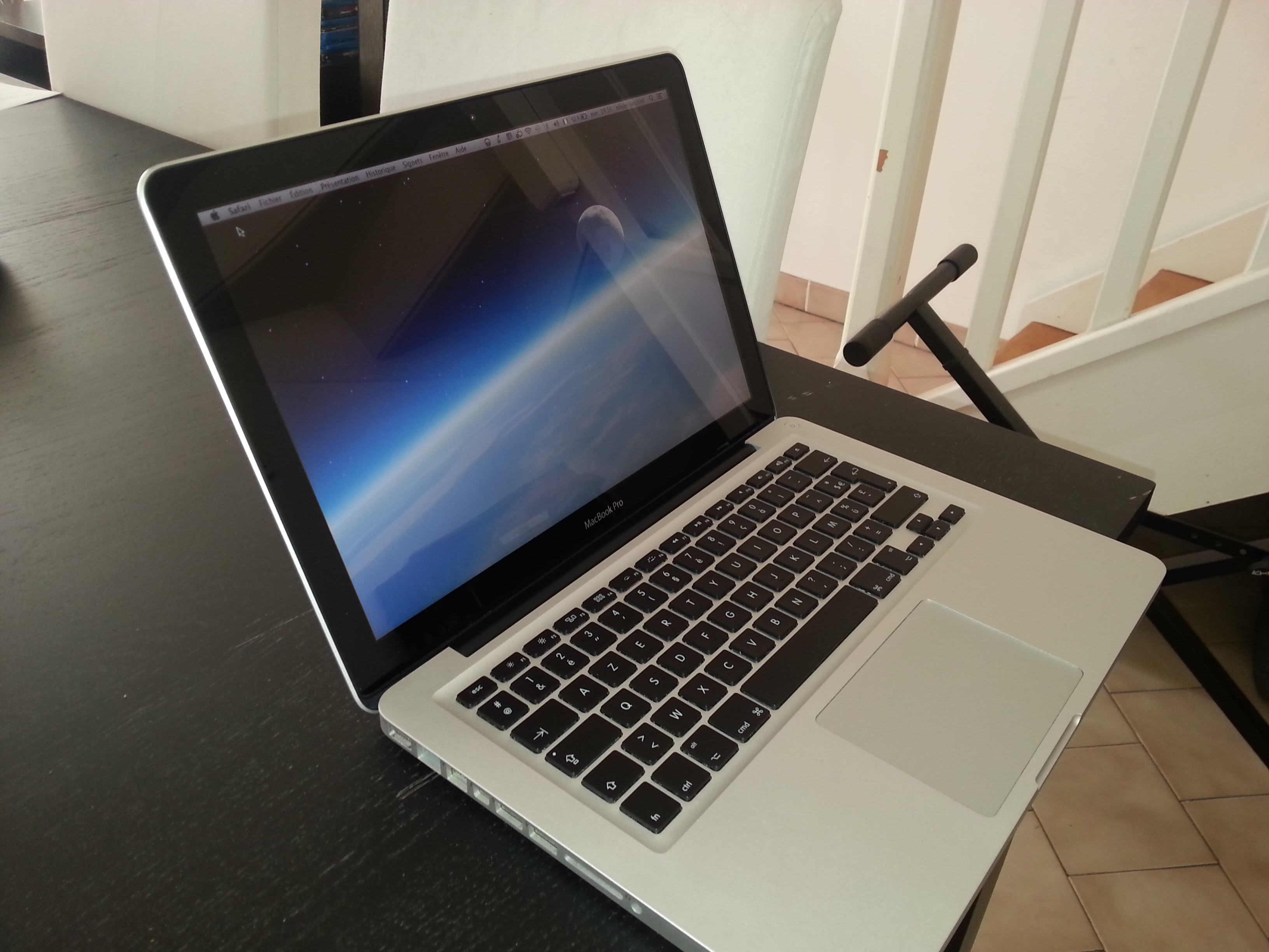 ordinateur portable apple macbook pro  ghz medias photos aplaym