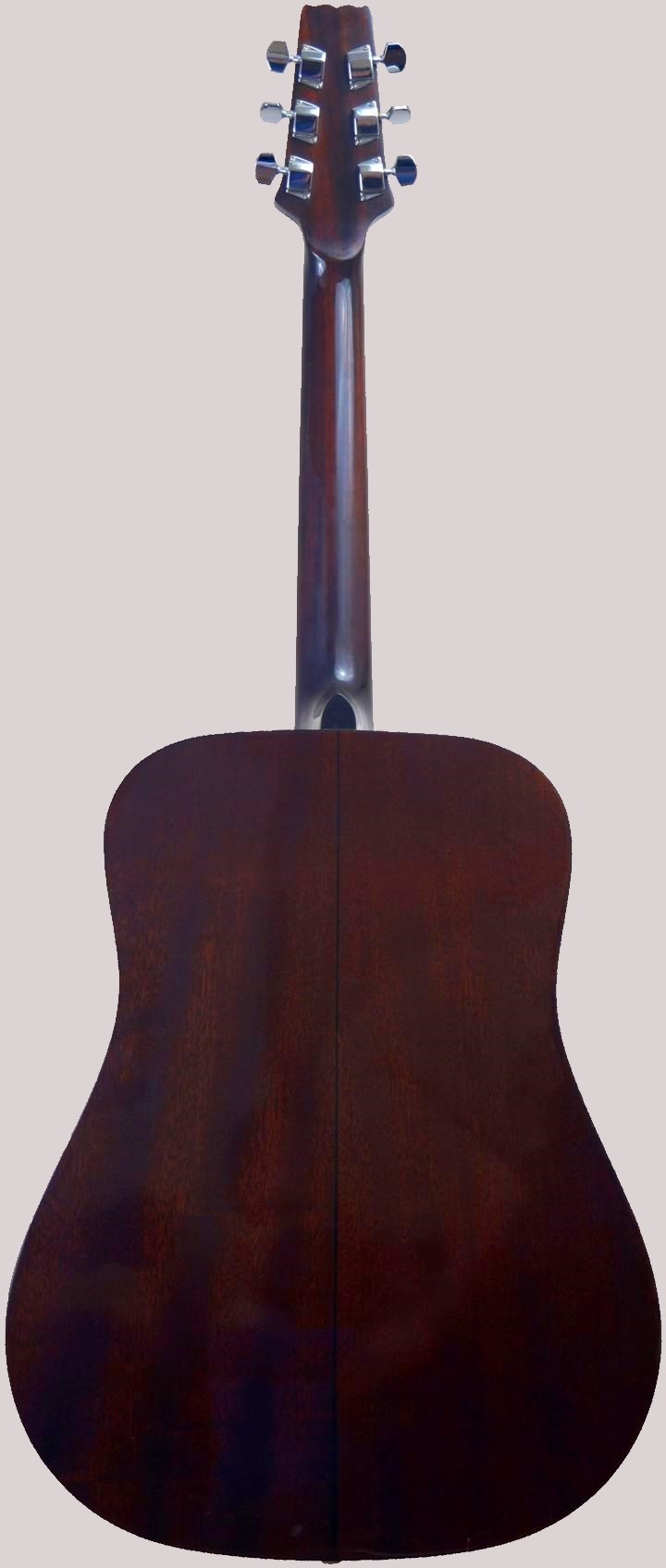 Japanese made mahogany 80s aria acoustic at Ukulele Corner