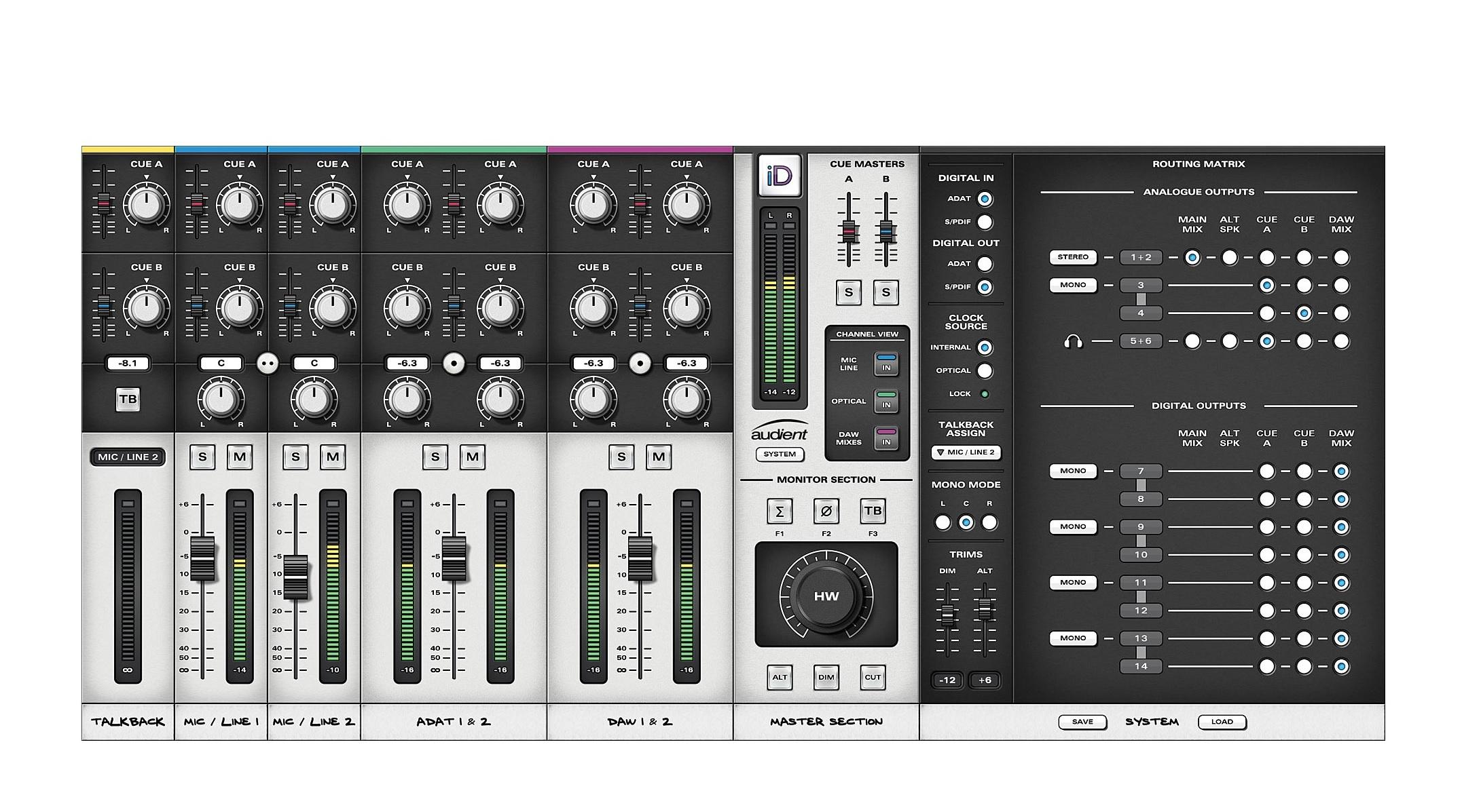 iD22 - Audient iD22 - Audiofanzine