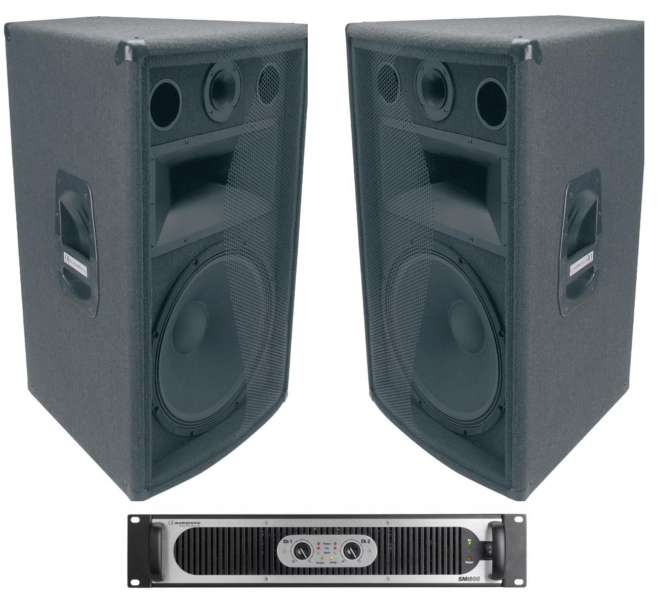 photo audiophony a15 audiophony occasion paire d 39 enceinte a15 passive enceinte 3 voies. Black Bedroom Furniture Sets. Home Design Ideas