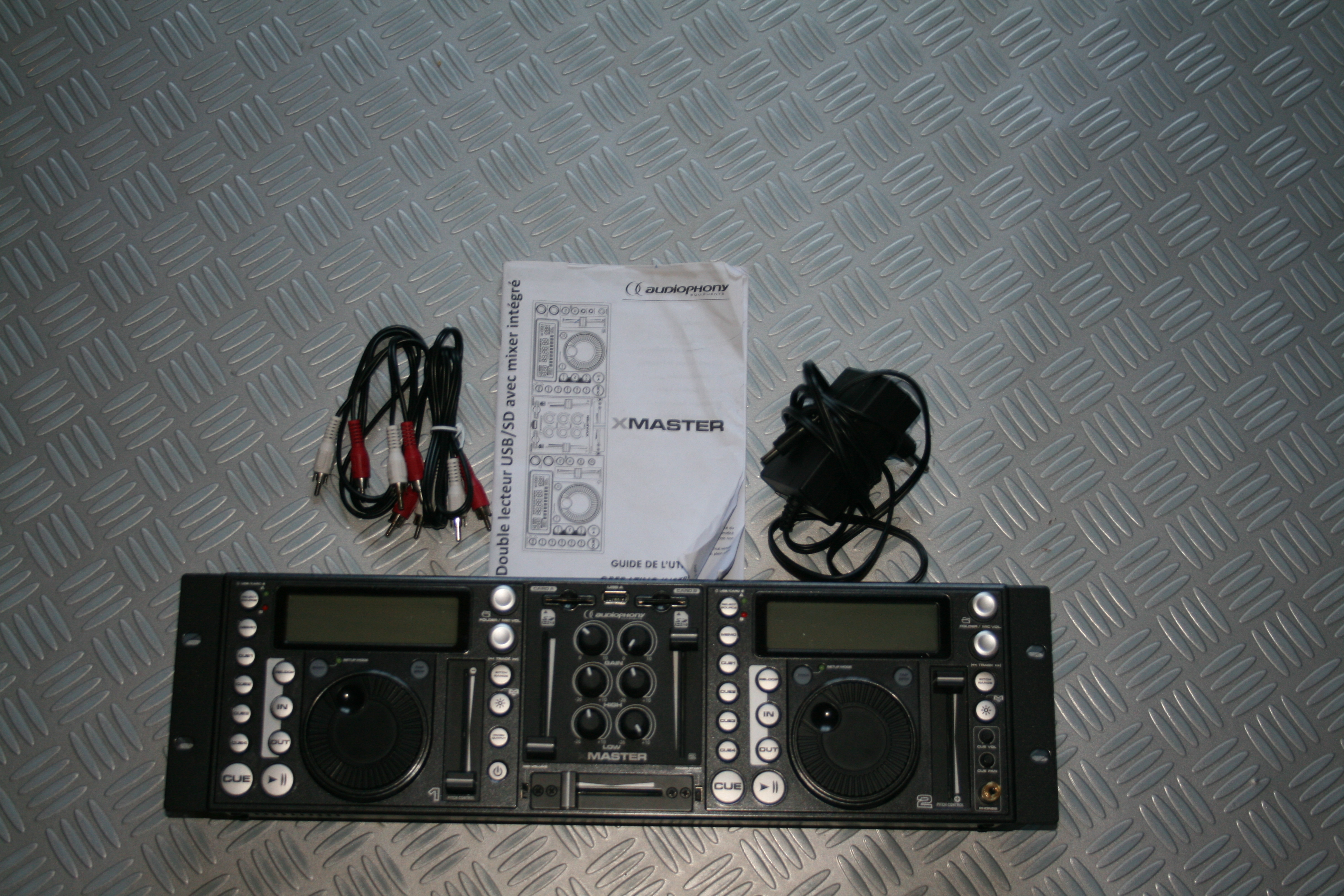 Audiophony XMASTER image (#226193) - Audiofanzine