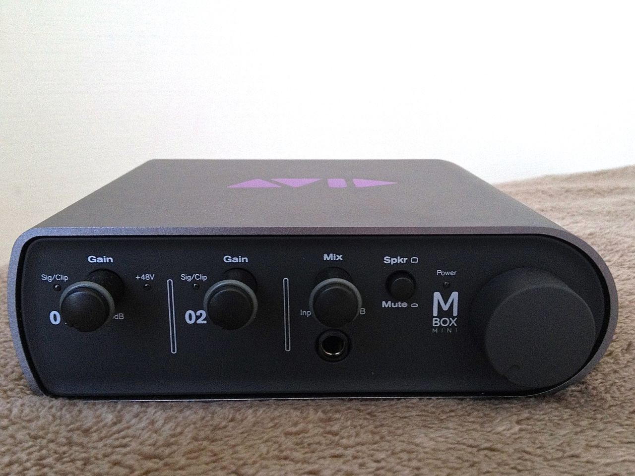 Awesome Durable Audio Interface Reviews Avid Mbox 3 Mini