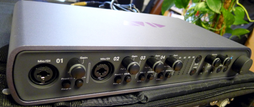 Musical Instruments & Gear Audio/midi Interfaces Adaptable Avid Pro Tools 9 Mbox Pro Convenience Goods