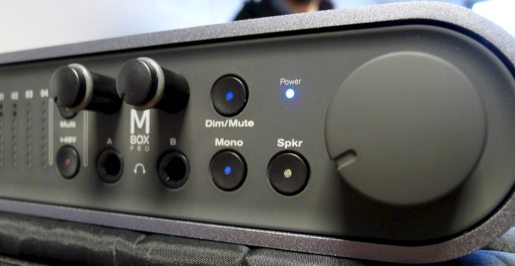 Avid Mbox Pro 3 Review The New Mbox Audiofanzine
