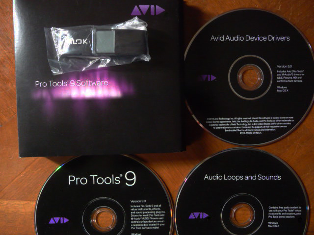 Pro Tools 9 S
