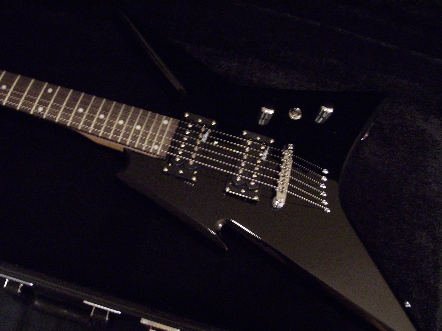 Bc rich ironbird platinum