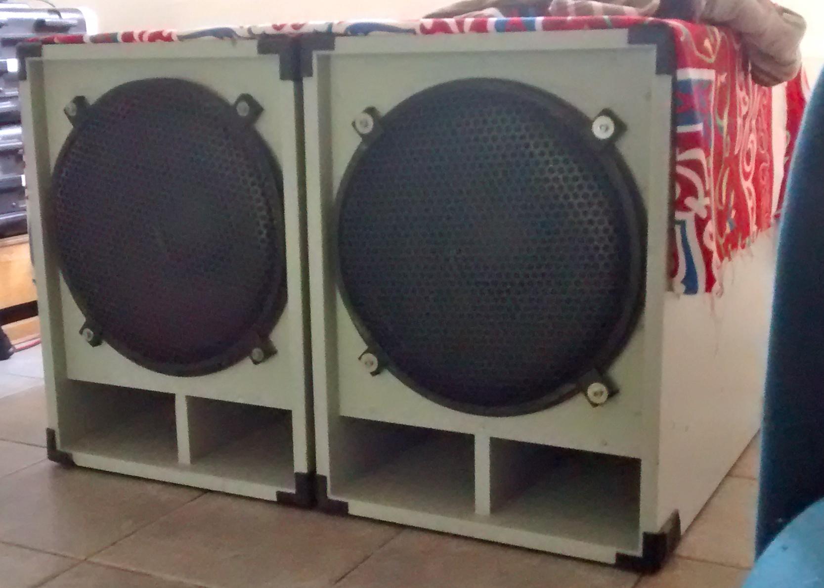 15tbx40 b c speakers 15tbx40 audiofanzine - Fabriquer caisson de basse ...