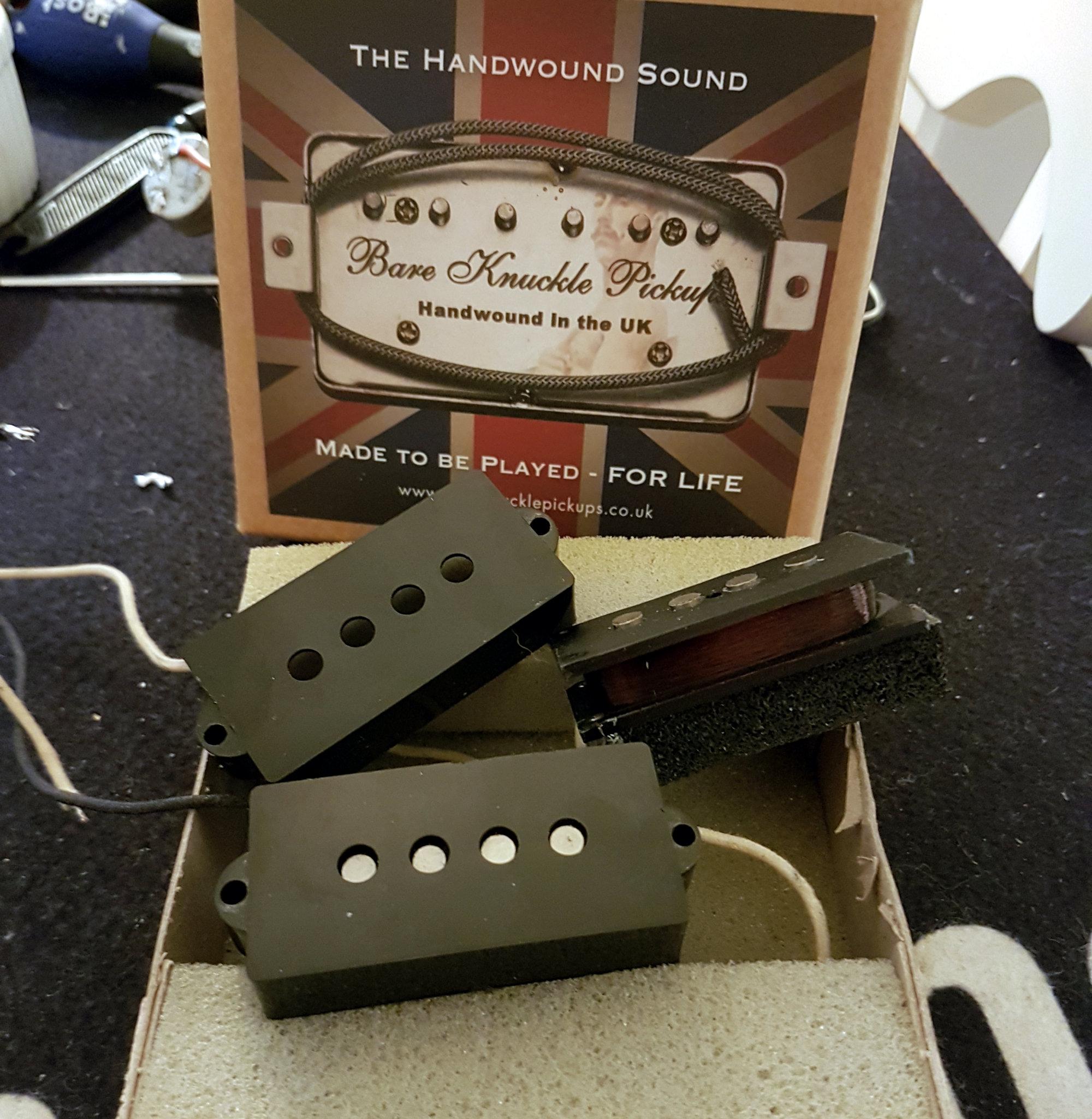 Warpig - Bare Knuckle Pickups Warpig - Audiofanzine